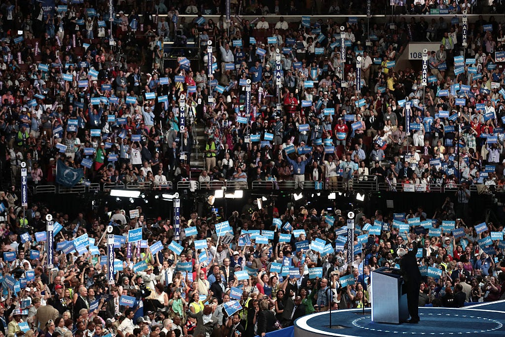 Some Good, Some Bad, Some Ugly from Opening Night of the Democratic National Convention