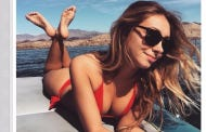Barstool U Tuesday Smokeshow – Megan from Arizona
