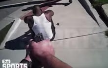 Marcus Vick Showed Quickness, Speed, And Athleticism In This New Video Of Him Running From The Police