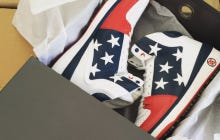 Alright So Bubba Watson's Shoes For The Olympics Are Actually Super Dope