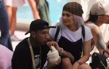 Kylie Jenner Is Reportedly Going Broke Because Tyga Has 'Borrowed' Over $2 Million From Her