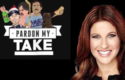 Pardon My Take 7-27 With Rachel Nichols