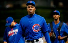 The Cubs Had A Conversation With Aroldis Chapman About His Off-Field Behavior, And He Doesn't Remember It