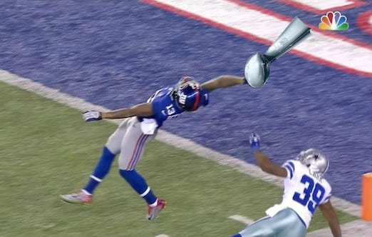 If Odell Beckham Says The Giants Are Going To The Super Bowl This Year, Then The Giants Are Going To The Super Bowl This Year