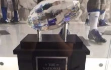 Kentucky Football Makes A Trophy For The 1950 National Championship That They Didn't Actually Win