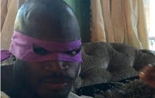Adrian Peterson Shocked The World And Announced That He Is Donatello From The Ninja Turtles