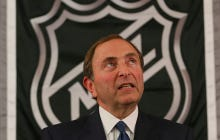 Gary Bettman Denies The Link Between Concussions And CTE