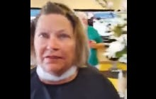 Vile Weed Of A Woman Goes Batshit On A Loser Who Tries To Get A Refund For A Haircut