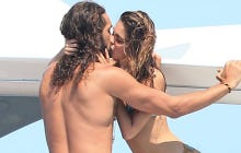 Joakim Noah Sucking Face With Some Super Smoke Out In Ibiza