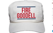 Pats Open Training Camp – Fire Goodell Hats Now On Sale