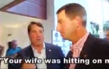 "Will Muschamp Tells Dabo ""Your Wife Was Hitting On Me"" At A Charity Event"