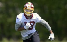 First Round Pick Josh Doctson On The PUP List As The Skins Kick Off Camp