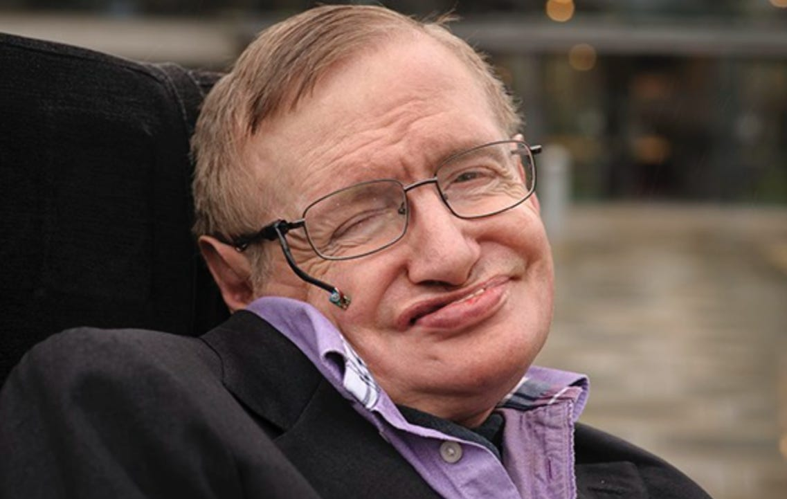 Eternal Wet Blanket Stephen Hawking Says Brexit Might Point To The End Of The Human Race