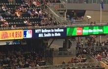 The Minnesota Twins Scoreboard Operator Fell For A Fake Twitter Account And Announced A Bunch Of Fake Baseball Trades