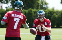 A Quick, Useful, And Informative Week 1 Eagles Training Camp Roundup