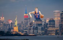 Kristaps Porzingis Is Moving On Up To A Corner Penthouse In Midtown Manhattan
