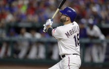 Wake Up With Mitch Moreland Hitting Two Home Runs In Support Of Cole Hamels' Gem