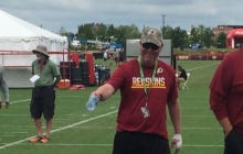 Scot McCloughan Punched A Wall And Hurt His Hand After Hearing The News About Josh Doctson