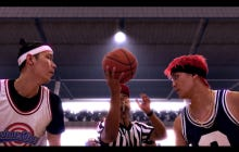 Jeremy Lin Made An Anime Version Of Space Jam 3 For Some Reason