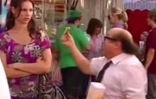 """Frank Reynolds' """"Magnum Dong"""" Remix Taking You Into The Weekend"""