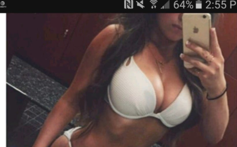 A Chick In A Bikini From North Dakota Has The Most Aggressive Tinder Profile I've Ever Seen
