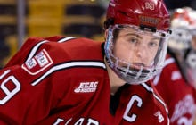 The Wait Is Over – Jimmy Vesey Is Coming To The Rangers