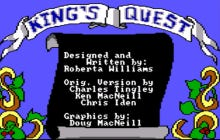 A Full Playthrough Of King's Quest 1 Takes Us Into The Weekend