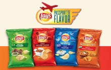 15 Second Food Reviews: Lay's Passport To Flavor Potato Chips