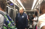 Tom Thibodeau Riding The Tram After A Gold Medal Win Is So Thibs