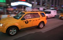 Knowing How To Speak English Is No Longer A Requirement For Drivers Of New York Yellow Taxis