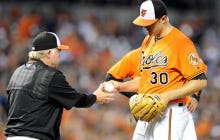 """Chris Tillman """"Did Not Have A Good Work Day"""" And Will Likely Skip His Next Start, I'm Now 150% Worried."""