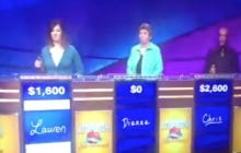 """Not The Best """"I Swear White People Are Cool"""" Moment On Jeopardy Last Night"""