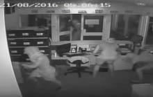School In Australia Robbed By Half-Naked Men Armed With Crocodiles