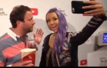 Jenna Marbles Gets Asked About Barstool At Q+A