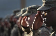 A U.S. Service Member Was Killed By An IED In Afghanistan Today
