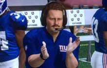Madden Ben McAdoo Is Here And He Is Breathtaking