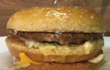 A Big Mac Getting Doused In Sulfuric Acid Is A Disgusting Glimpse At What Happens In Your Stomach