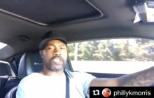 This Video Of Rasheed Wallace Freestyling While Driving His Car Is Sublime
