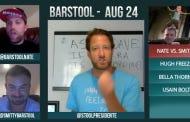 Barstool Rundown August 24, 2016
