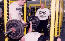 The Iowa Strength and Conditioning Coach Makes 595 Grand A Year