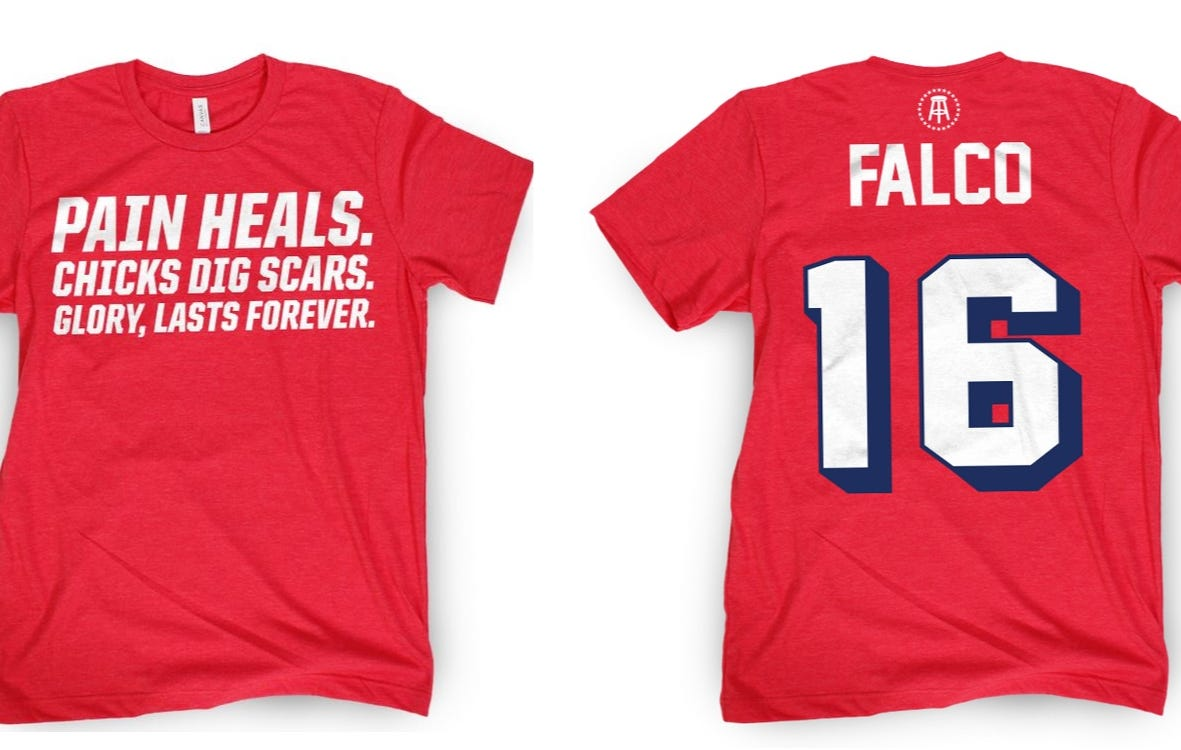 I Don't Know How It Took My Huge Brain This Long To Put This Shane Falco Shirt On Sale
