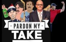 Pardon My Take 8-24 With Scott Van Pelt And Tiger Woods