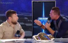 """The Miz Unleashed a Nate At Night-esque Promo All Over """"Coward"""" Daniel Bryan"""