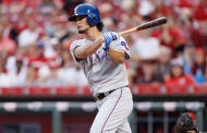 Yu Darvish Hit The First Home Run By A Rangers Pitcher Since 1997