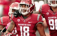 Star Wazzu Football Player Arrested For Felony Assault After Breaking A Dude's Nose At Domino's Because His Pizza Was Taking Too Long