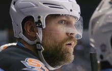 Here's The New Trailer For ICE GUARDIANS, A Doc About Guys Who Fight In Pro Hockey For A Living