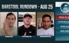 Barstool Rundown August 25th, 2016