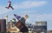 Barstool Sports Red Bull Flutag World Premiere Video