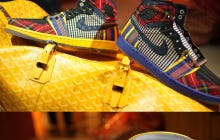 """The Jordan Brand Made Two Pairs """"Sager Vision"""" Jordan 1s And They Are Spectacular"""
