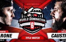 FYI: Our Sixers Writer @_Rone Is Defending His World Battle Rap Title This Weekend At KOTD